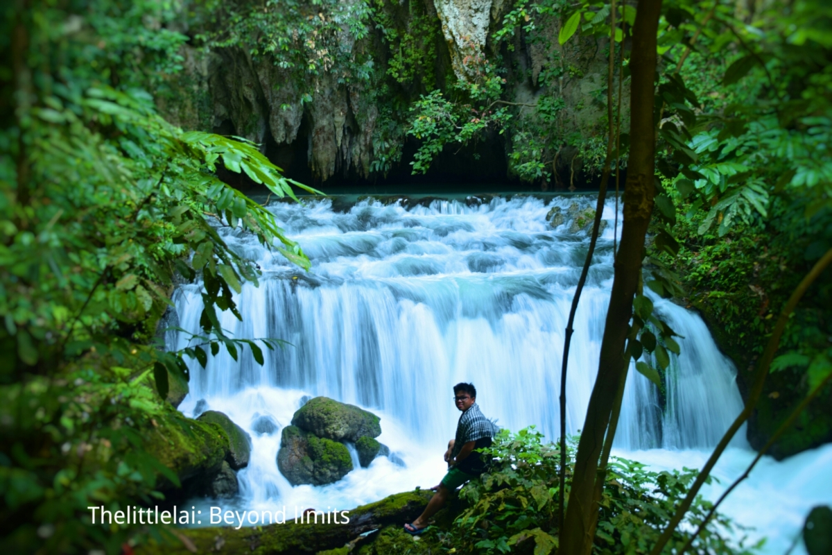 Panigan Underground River and waterfalls: The unexplored GEM with a jaw-dropping beauty and MAGICAL story to offer.
