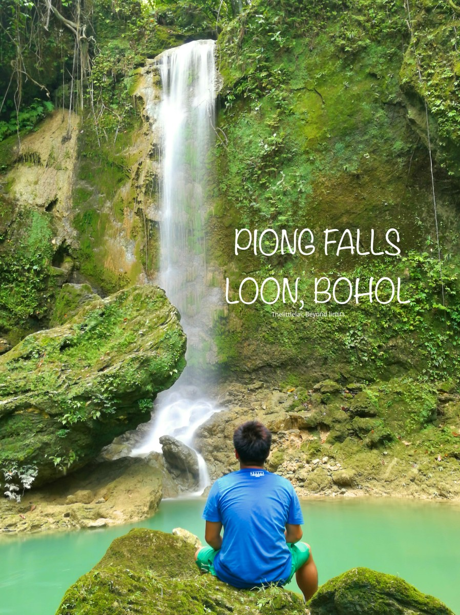 PIONG FALLS: The UNSPOILED GEM in Loon, Bohol That You Should VISIT