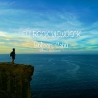 Eli Rock Viewdeck: Your IDEAL spot to ENJOY the SUNRISE in Boljoon, Cebu