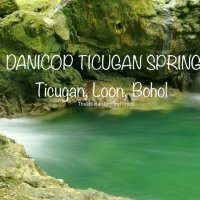 Danicop Spring And Waterfalls: A DIP In One Of Bohol's COLD SPRINGS