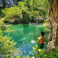 La-aw Cove: The LOVELY Hidden LAGOON On Kinatarcan (Guintacan) Island