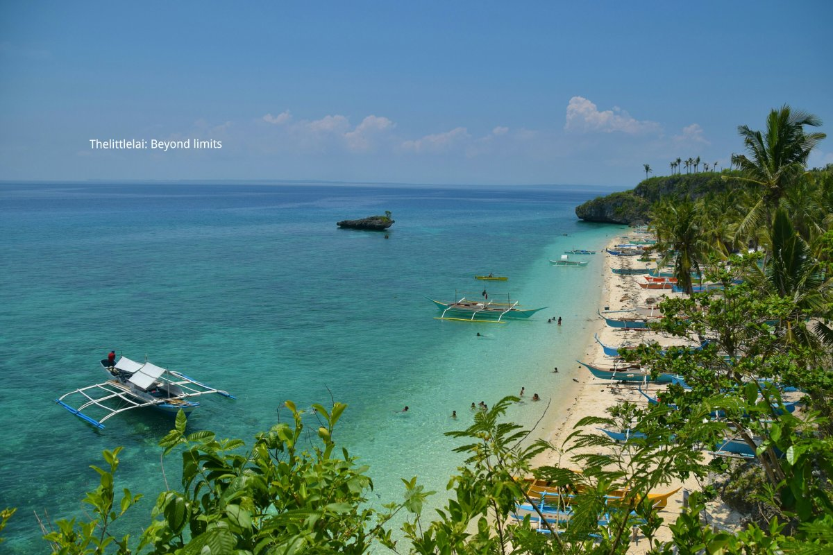 3D2N Itinerary And Expenses: Exploring 5  Stunning Islands in The Northernmost Tip of Cebu