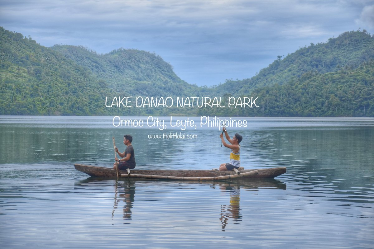 Lake Danao Natural Park: Ormoc City's Natural Gem that provides a relaxing view to behold