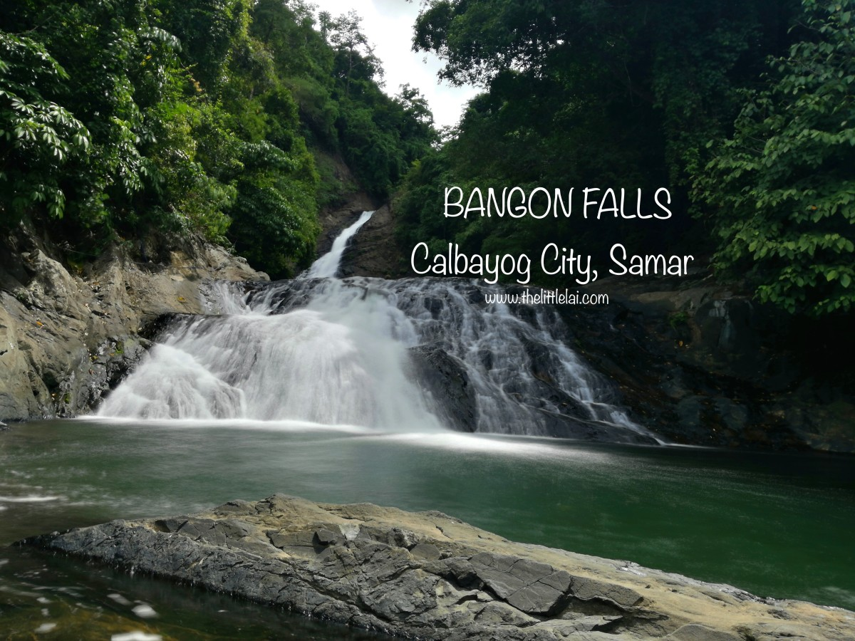 Bangon Falls: A Short Visit To The Enticing Gem Of Calbayog City