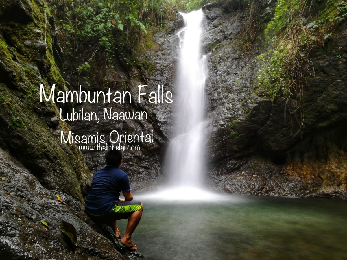 Mambuntan Falls: Enjoying The Innate Beauty Of Nature On The First Day Of 2018