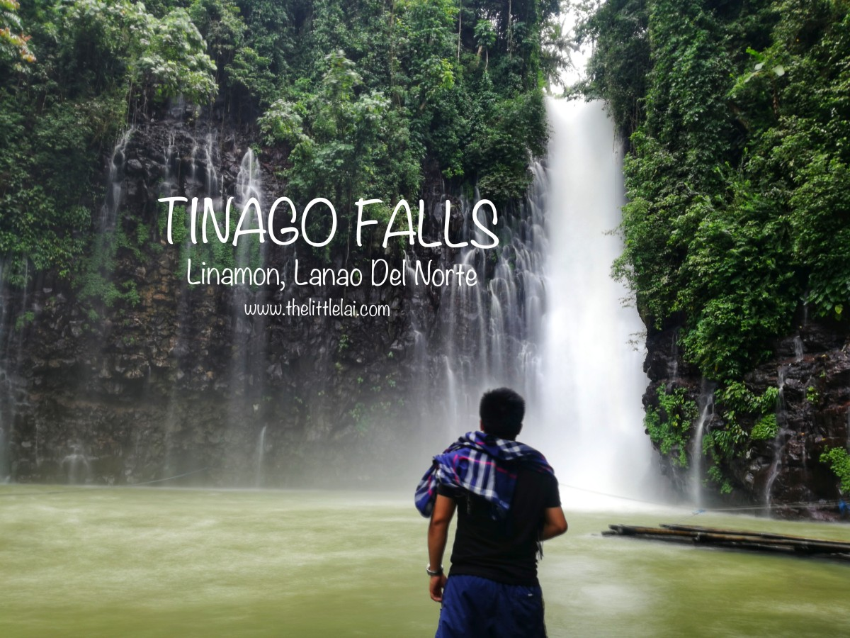 Tinago Falls: Probably Not As Hidden As You Think But Still Offers A Breathtaking View
