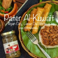 Pater Al-Kuwait: The House Of Delectable Pater and Palapa In Iligan City