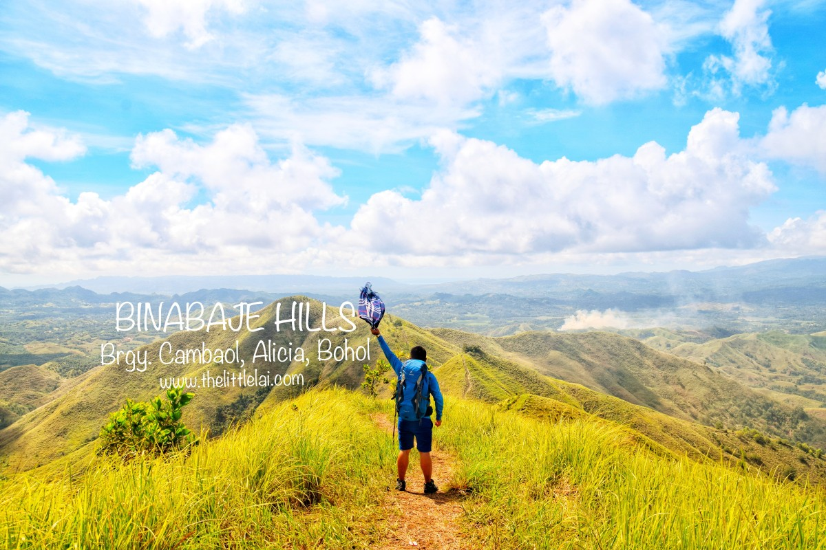 Binabaje Hills: The Unassuming Innate Beauty Of Rolling Hills In Alicia, Bohol