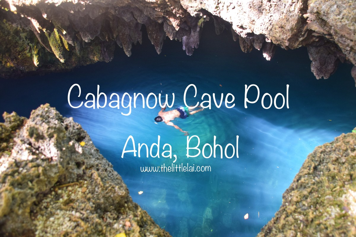 Cabagnow Cave Pool: Anda's Biggest And Stunning Cave Pool To Enjoy