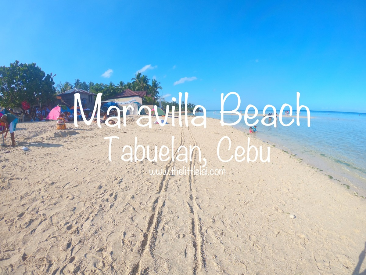 Maravilla Beach: Travel Guide To Tabuelan's Public White Sand Beach