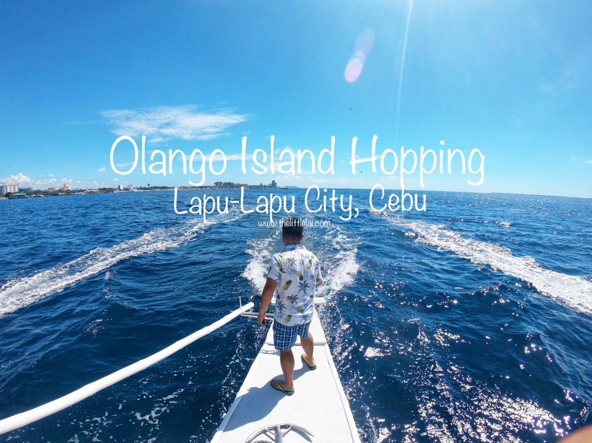 Mactan Island Hopping: Beating The Summer Heat With The Bankers