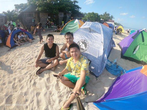 Maravilla Beach Travel Guide To Tabuelan S Public White