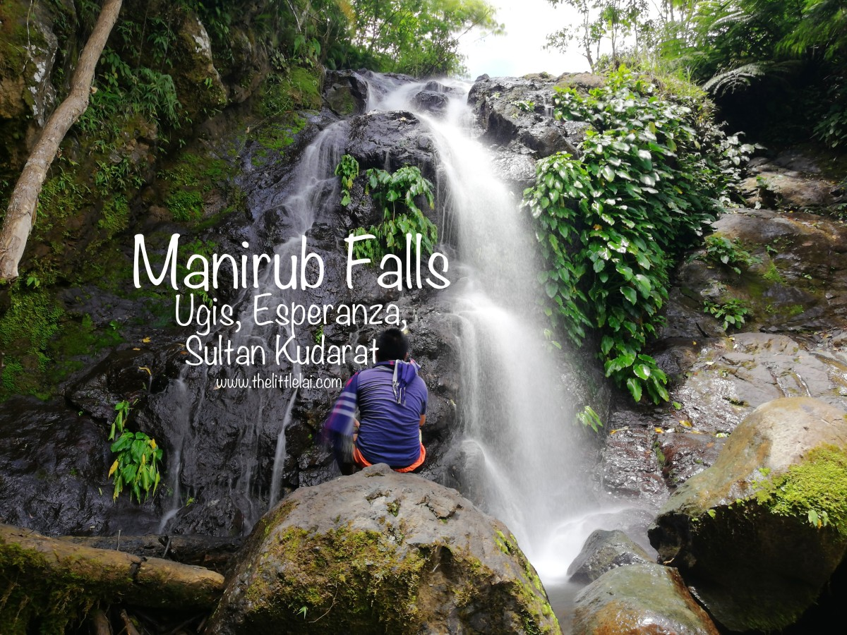 Manirub Falls: Esperanza's Refreshing Falls Before Reaching The Knife Edge Peak Of Ugis