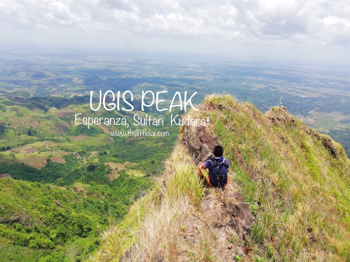 Ugis Peak: Travel Guide To A knife Edge Peak Of Esperanza, Sultan Kudarat
