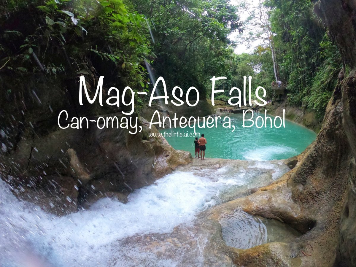 Mag-Aso Falls, Antequera Bohol: Exploring The New Look Of Antequera's Beautiful Waterfalls
