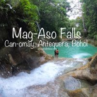 Mag-Aso Falls: Exploring The New Look Of Antequera's Beautiful Waterfalls In Bohol