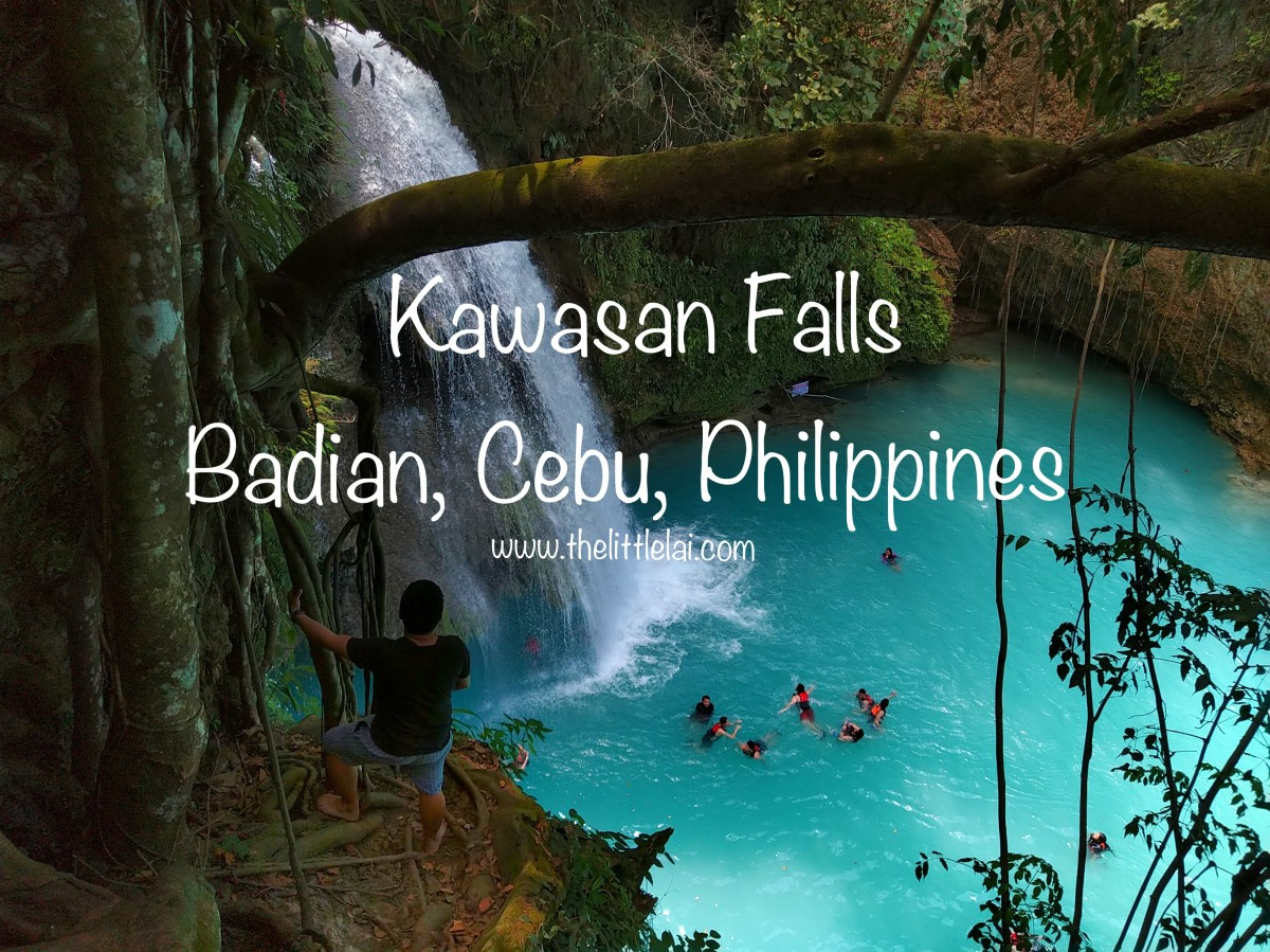 Kawasan Falls in Badian Cebu: Your Ultimate Travel Guide To One Of The Famous Waterfalls In The Philippines