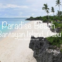 Paradise Beach: A Secluded White Sand Beach On Bantayan Island That You Should Visit