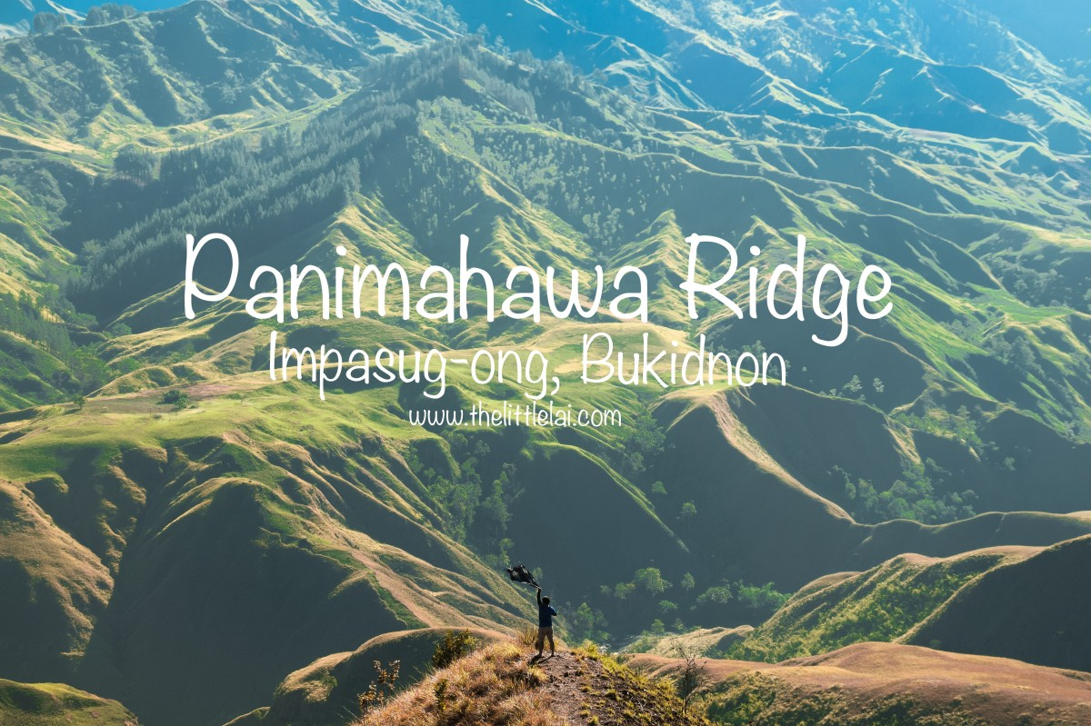 Panimahawa (Paminahawa) Ridge: Travel Guide To The Breathtaking Ridge And Famous Hiking Destination In Impasug-ong, Bukidnon
