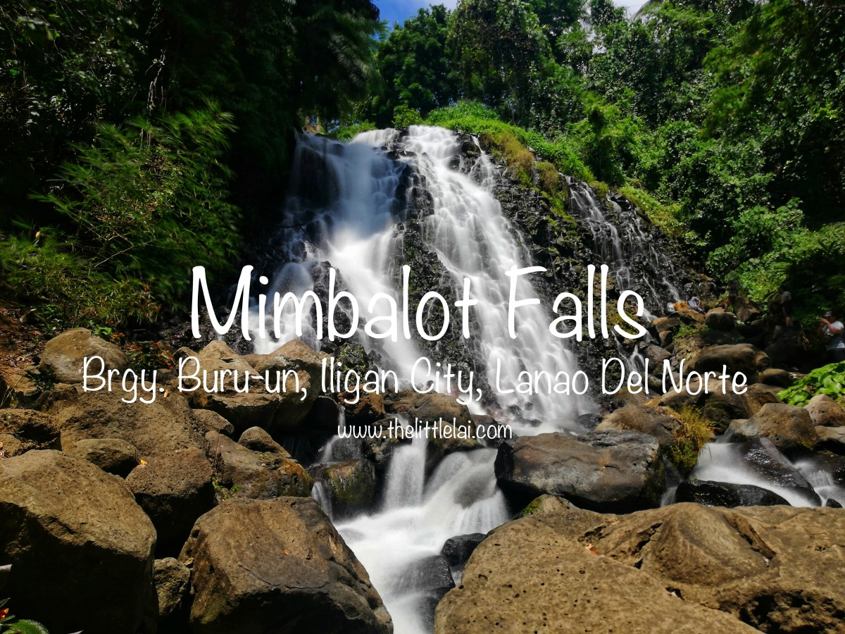 """The Most Accessible Waterfall In Iligan City, Lanao Del Norte, And Part Of """"Iligan's Tourism Triangle"""""""