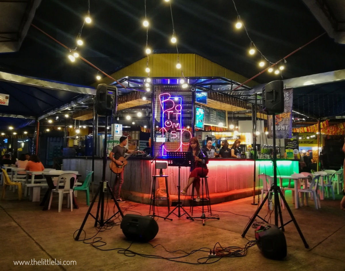 The Hive Food Park CDO: The Biggest Food Park in Cagayan De Oro City - A night Of Food Trip And Good Music
