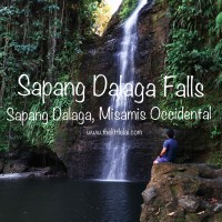 Sapang Dalaga Falls (Baga Falls) : An enticing Waterfall In Sapang Dalaga, Misamis Occidental