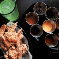 BOSS Manok: Cebu's First Interactive Unlimited Wings - A Food Review